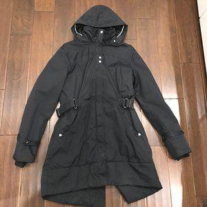 Lululemon Apex Winter Jacket Black Size 10